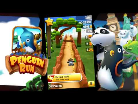 Video of Penguin Run