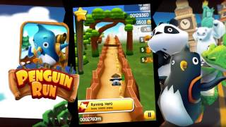 Penguin Run YouTube video