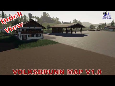 Volksbrunn Map v1.0