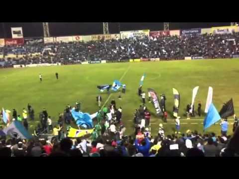 Recibimiento a la jaiba vs petroleros de Veracruz enero 2016 - La Terrorizer - Tampico Madero