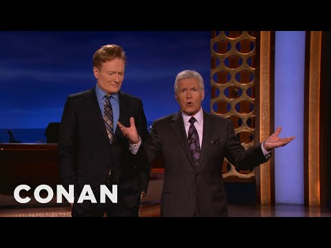revenge - CONAN Highlight: Fed up with Conan's shenanigans, the
