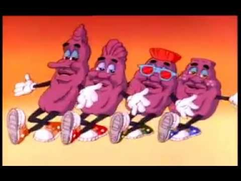 The California Raisin Show Opening