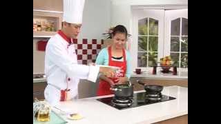 Món Ngon Mỗi Ngày - Canh cá rô nấu cải bẹ xanh