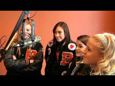 Lady Cats interview on Cat Country
