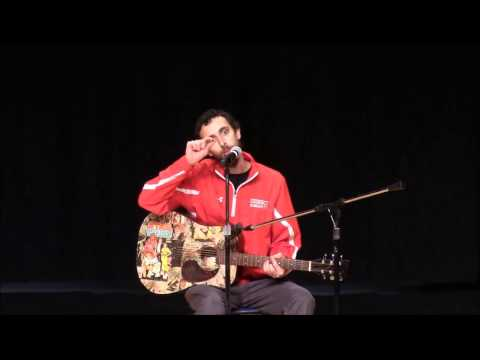 Mr. Shadman: Home Room Bling (2016 Faculty Talent Show)