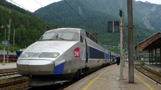 Video Paris to Milan by TGV train - video guide MP3, 3GP, MP4, WEBM, AVI, FLV Juli 2017