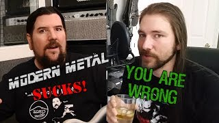 Video RE: Modern heavy metal SUCKS! - YOU'RE WRONG | Mike The Music Snob Reacts MP3, 3GP, MP4, WEBM, AVI, FLV Juli 2018
