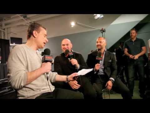 Dana White UFC 114 Video Blog 2  Late Night wJimmy Fallon