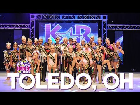 2017 KAR Toledo, OH - Title Competition Opening