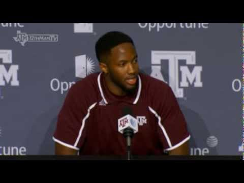 Cedric Ogbuehi Weekly Press Conference 9/10/2013 video.