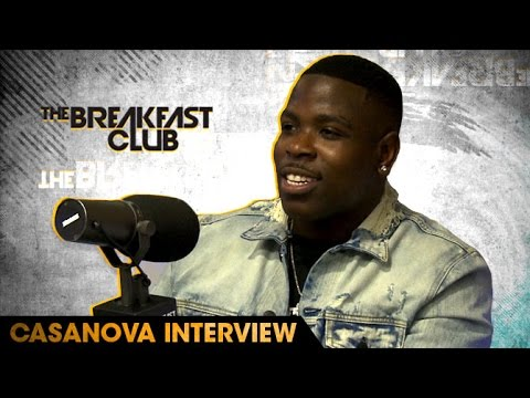 Casanova Speaks On Taxstone, Being Locked Up With A$AP Rocky, Working With Chris Brown & More W/The Breakfast Club