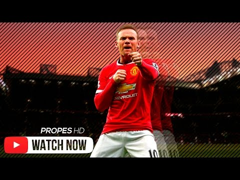 Wayne Rooney - Crazy Skills/Goals | 2015 HD