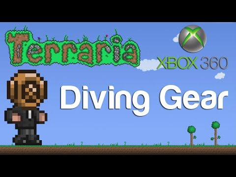 Terraria Xbox - Diving Gear [70]