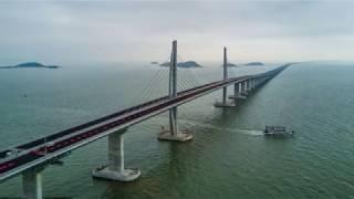 Video Jembatan Terpanjang di Dunia Sudah Rampung, China Habiskan Biaya Rp 218,5 Triliun MP3, 3GP, MP4, WEBM, AVI, FLV Maret 2019