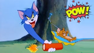 ★ Best of Tom and Jerry 1954 ✤ SAFETY SECOND ✤ MOST FUNNY COLLECTION عربي كامل, tom and jerry, phim hoạt hình tom and jerry