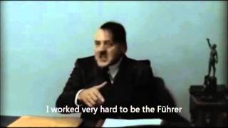 Hitler is informed he is the Führer