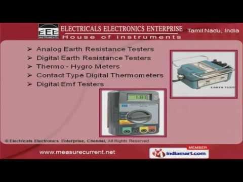 Electricals Electronics Enterprise, Chennai