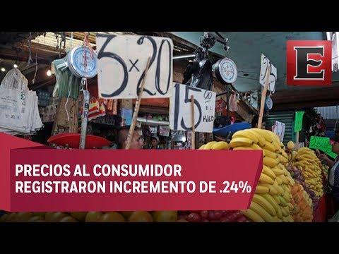 Mauricio Flores: Inflación anual baja a 6.28%