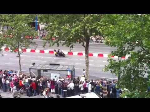 Tour de France 2010 IOS