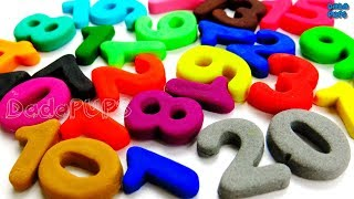 Numbers with Play DohNumbers 0 to 20 Numbers 0 to 10Counting 0 to 100Numbers with Squishy Glitter Foam Learn colors with Play Doh,Squishy Glitter FoamLearn Colors with Crayola MarkersClick to Subscribe to Dada Pups https://www.youtube.com/channel/UC1Sir-iKkghO5SSguzYC2lgSee other interesting videos:https://www.youtube.com/channel/UC1Sir-iKkghO5SSguzYC2lg/videos