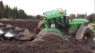 Video Ny lyckad bärgning  av en JOHN DEERE 7530. MP3, 3GP, MP4, WEBM, AVI, FLV Juni 2017