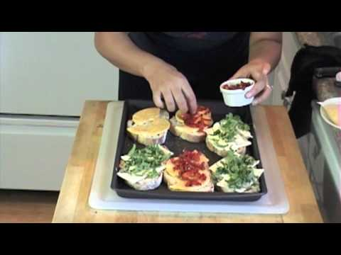 Mediterranean Diet: How to Make a Mediterranean Style Grilled Cheese Sandwich