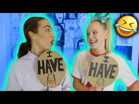 NEVER HAVE I EVER WITH MIRANDA SINGS!!! (видео)