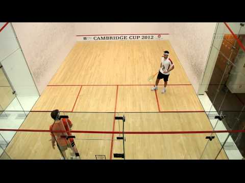 Cambridge Cup 2012 Semi-final Gaultier vs Darwish Game 5