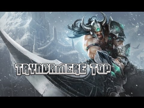 comment monter tryndamere