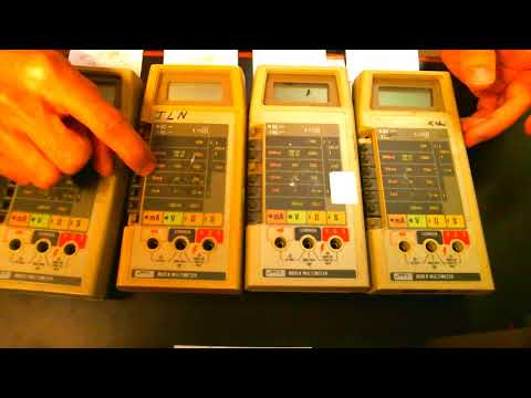 Future Projects- The Fate of the 8020B Family; the Yokogawa 734-02