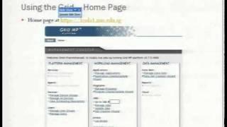 BuzzEd 2011: Using NUS Grid in the Risk Management Institute (RMI) Credit Rating Initiative
