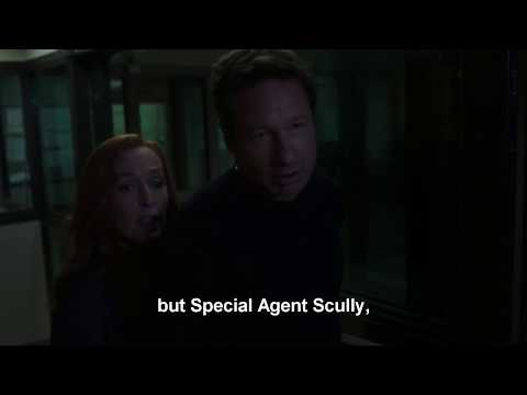 Mulder & Scully | S11e02 | Hannibal Lecter-Level Psycho