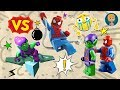 Gertit Toys Review Super Heroes Mighty Micros Unboxing