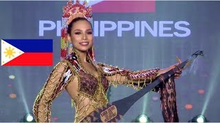 Video Miss Grand International 2017: ELIZABETH CLENCI Miss Philippines National Costume Performance (FULL) MP3, 3GP, MP4, WEBM, AVI, FLV Desember 2017