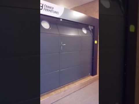 Portes de garage MAORY FRANCE FERMETURE