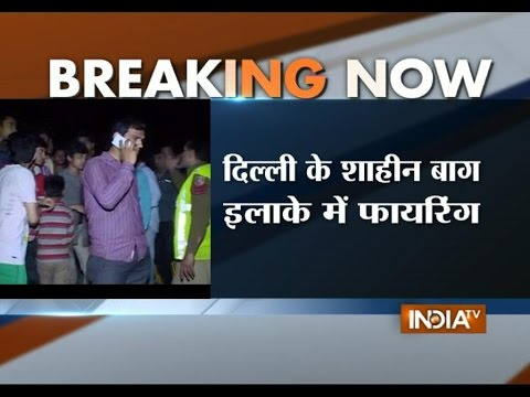 Firing in Delhi's Shaheen Bagh area injures 3