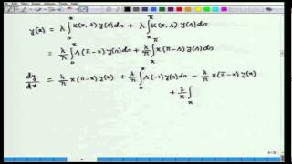 Mod-01 Lec-29 Calculus Of Variations And Integral Equations
