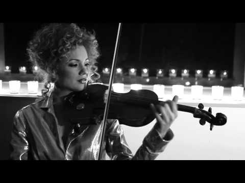 Silent Night – Miri Ben-Ari (violin cover)
