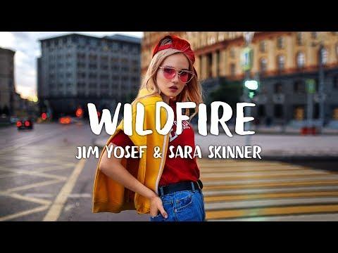 Jim Yosef & Sara Skinner - WILDFIRE (Lyrics) - Thời lượng: 3 phút và 5 giây.