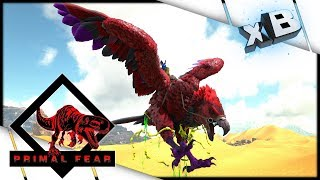 Noxious Argentavis! :: Modded ARK: Scorched Fear :: E04