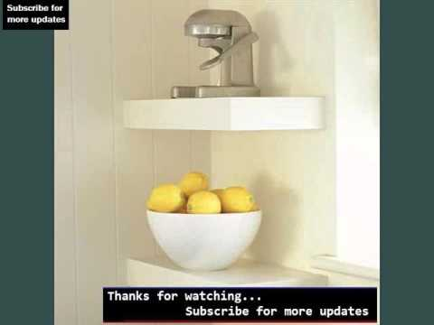 Wall Shelves Picture Ideas | Kitchen Corner Shelving Ideas