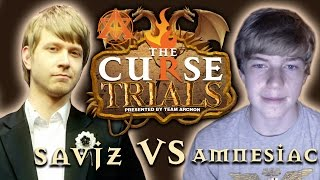 Savjz vs Amnesiac, game 1