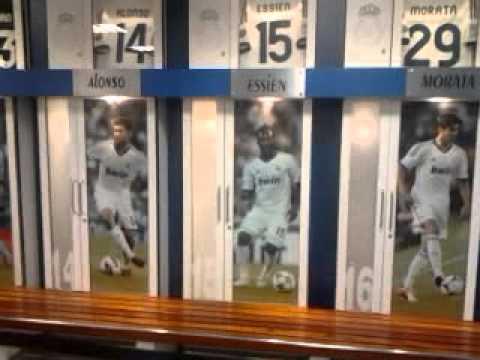 Vesturio del Real Madrid