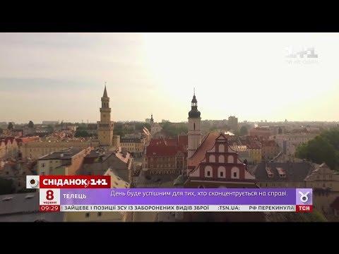 Wizyta studyjna dziennikarzy z Ukrainy po Opolszczyźnie cz.3