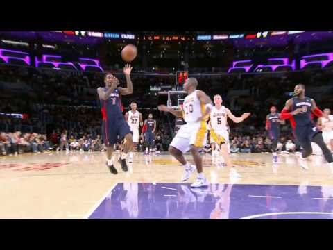 Video: Top 10 NBA Assists: November 2013