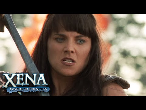 Xena Fights Pompey | Xena: Warrior Princess