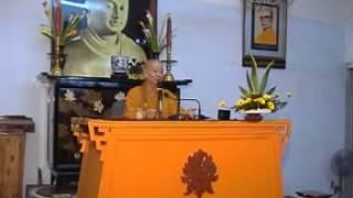 LÀM THEO PHẬT - HT THÍCH TRÍ QUẢNG thuyết giảng ngày 06.07.2007 (MS 269/2007)