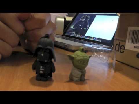 Tribe Star Wars USB Flash Drive 8GB - Videobewertung