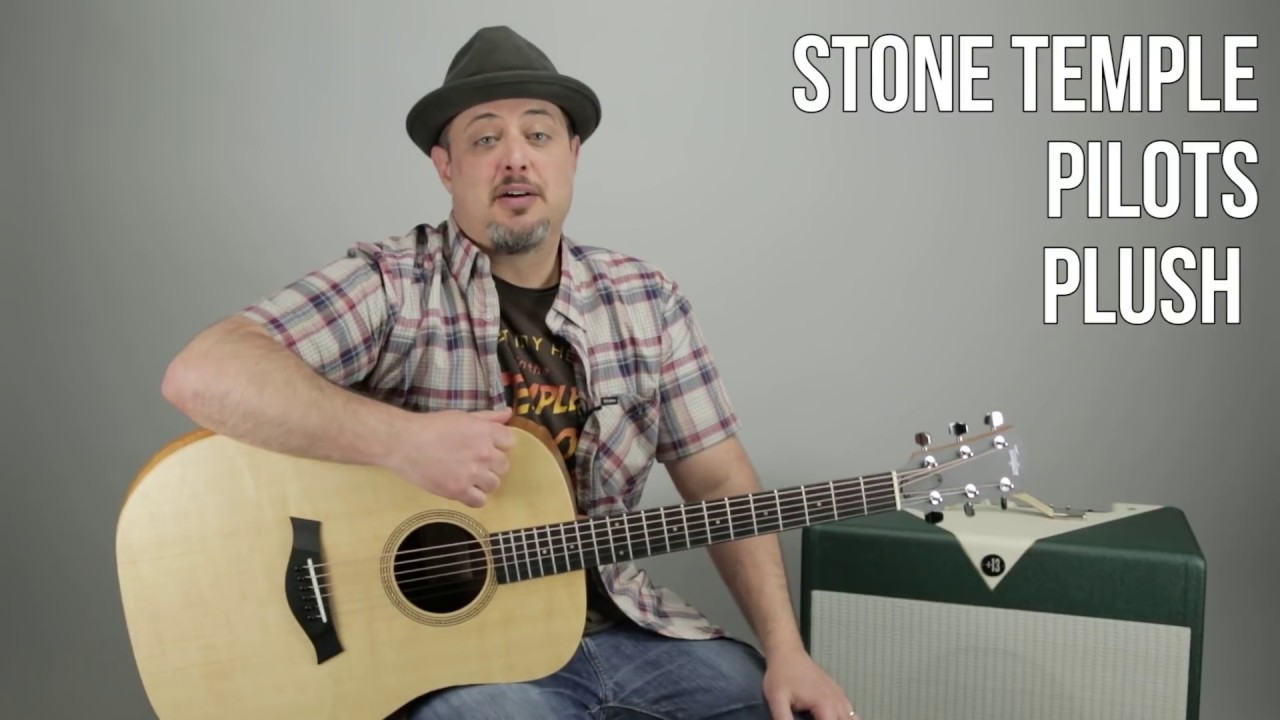 Stone Temple Pilots – Plush – Guitar Lesson – STP