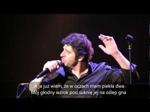Tekst piosenki Patrick Fiori - Belle po polsku